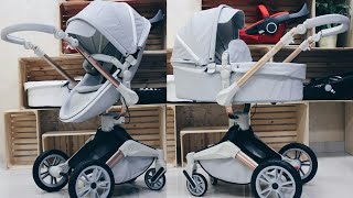 Hot Mom New 2018 baby stroller 360 thumbnail