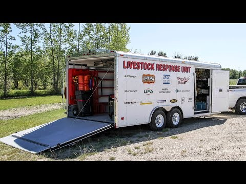 Livestock Emergency Response Unit