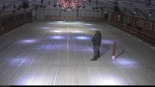 Timelapse opbouw schaatsbaan DongenIce 2018-2019