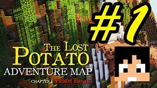 Tackle⁴⁸²⁶ Minecraft Custom Map - The Lost Potato (Chapter 1) #1
