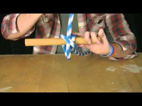 How to Tie a Tire Swing Knot