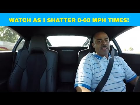 0 to 60 mph Times in the Acura NSX - Revisited