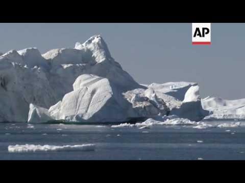 Greenland ice sheet begins melting again ++REPLAY++
