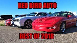 Best of 2018 car videos & reviews! | REDBIRDAUTO
