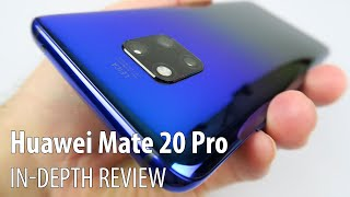 Huawei Mate 20 Pro In-Depth Review