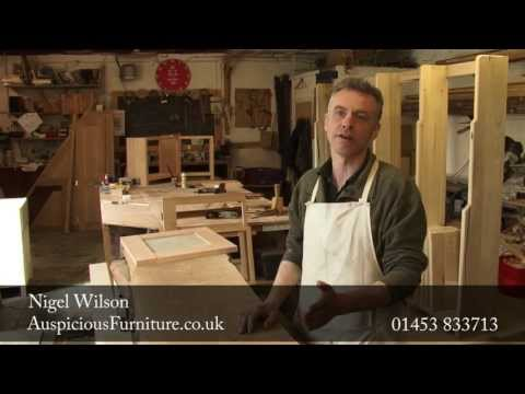 Bespoke kitchens handmade in the Cotswolds by Auspicious Furniture, Nailsworth, Stroud