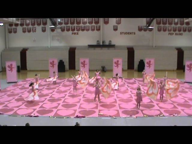 Winchester Winter Guard 2013