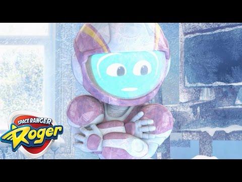 Space Ranger Roger | Ice Cold Roger | 2017 Cartoons For Children | Cartoons For Kids