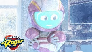 Space Ranger Roger | Ice Cold Roger | 2017 Cartoons For Children | Cartoons For Kids