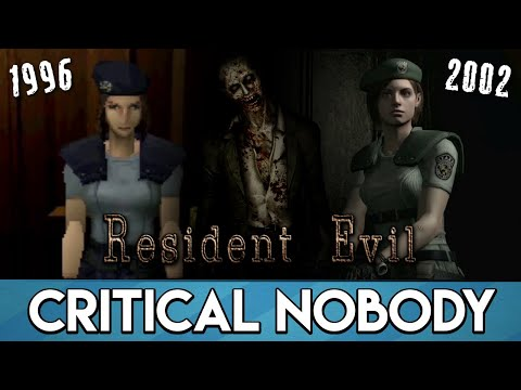 Resident Evil | A Remake Done Right - Critical Nobody