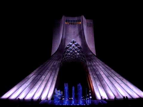 Azady Square Tehran Iran
