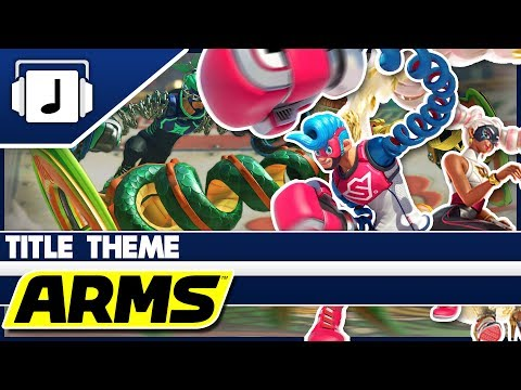 """Main Theme"" ARMS Remix"