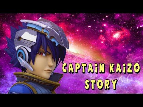 Kisah Kapten KAIZO - BoBoiBoy Galaxy 2017 - Kawan Di EP13 &14 Infografik