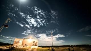 Night Sky Time Lapse Tunisia