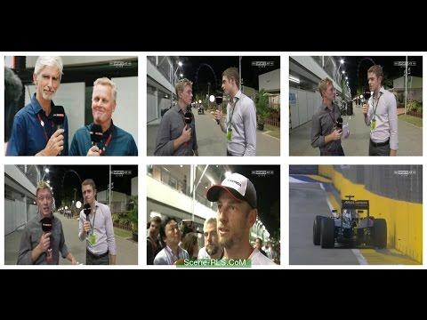 F1 2016 Singapore Grand Prix Full Reply