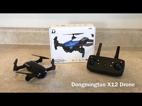 dongmingtuo-x12-drone-review