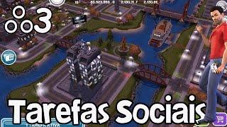 The Sims FreePlay:  Tarefas Sociais #3