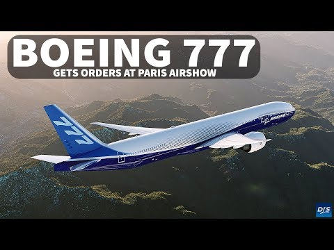 Boeing Gets Major 777 Orders