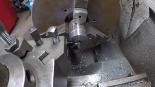 usinage moteur à vapeur 4ème partie