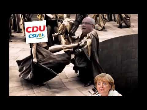 Aufständle in der Union: Abwahl von Kauder