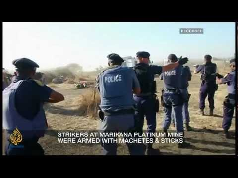 Inside Story - South Africa's mine shooting: Who is to blame
