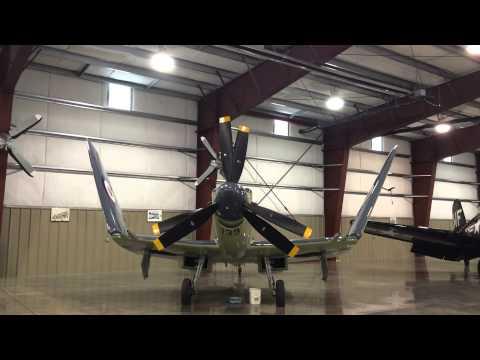 SeaFire Wing Folding