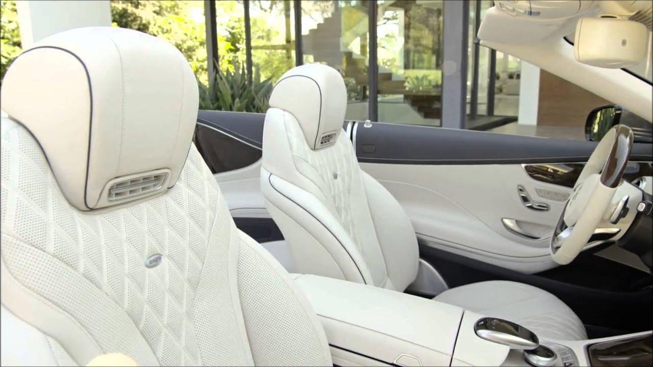 2017 mercedes benz s550 cabriolet interior 02 - 2017 Mercedes Benz S550 Cabriolet Interior 02 35