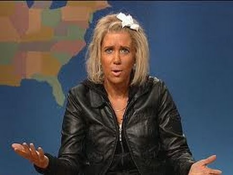 Kristen Wiig Funny Impersonations