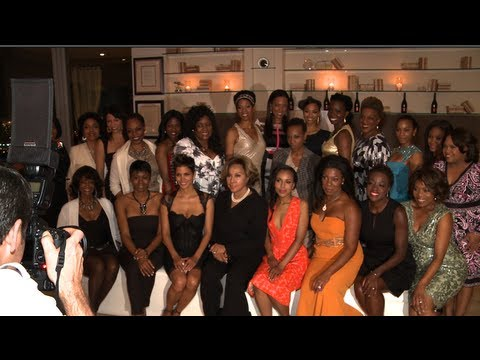 Exclusive Inside Alfre Woodard's Pre Oscar Dinner  HipHollywood.com