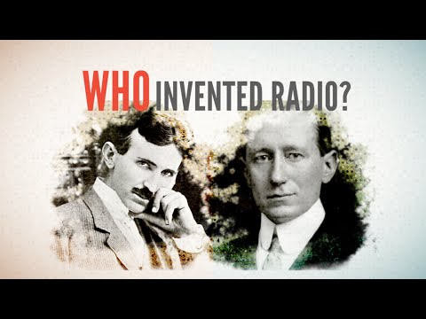 Tesla vs. Marconi: Who Invented Radio - Decades TV Network