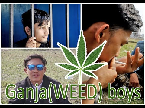 Ganja (WEED) Boys | Funny Video| DeepSanu Team| 2019