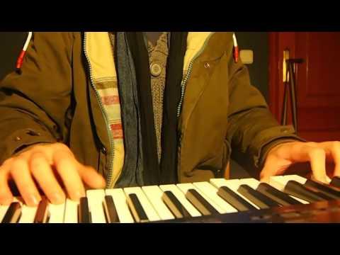 Black Keys -Lonely boy  (cover piano)