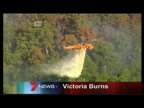 Whittlesea Football Club - Black Saturday Bushfire Documentary Part 1