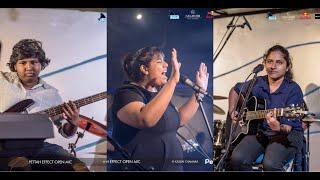 Cover images Yenga Pona Rasa /Krishna - A R Rahman / Colonial Cousins (Singing Potatoes Cover 2018)