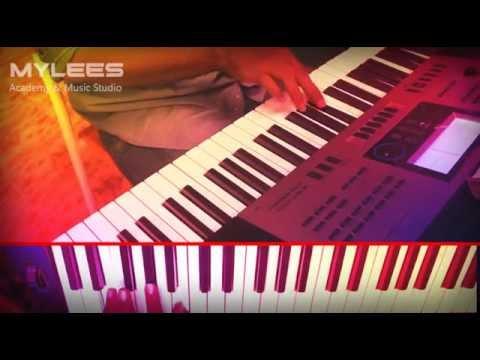 HOW TO PLAY Idhayathil edho ondru / Unakkena venum sollu in Keyboard - Video Guide - Mylees Academy