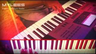 HOW TO PLAY Idhayathil edho ondru / Unakkena venum sollu in Keyboard - Video Guide - Mylees Academy