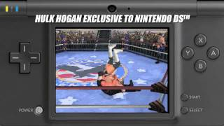 TNA iMPACT! Cross the Line (DS PSP) New Trailer