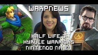 WarpNews Blast! Half-Life 3, Harmonix anuncia novo jogo, Nintendo na E3 e mais!