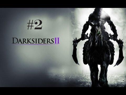 Darksiders II Guia Parte 2- Fuego de la Montaña (1/2)