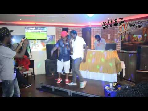 StepUp TV Live Eddy Kenzo  SityaLoss Concert Live in  Duba P1 - davypix