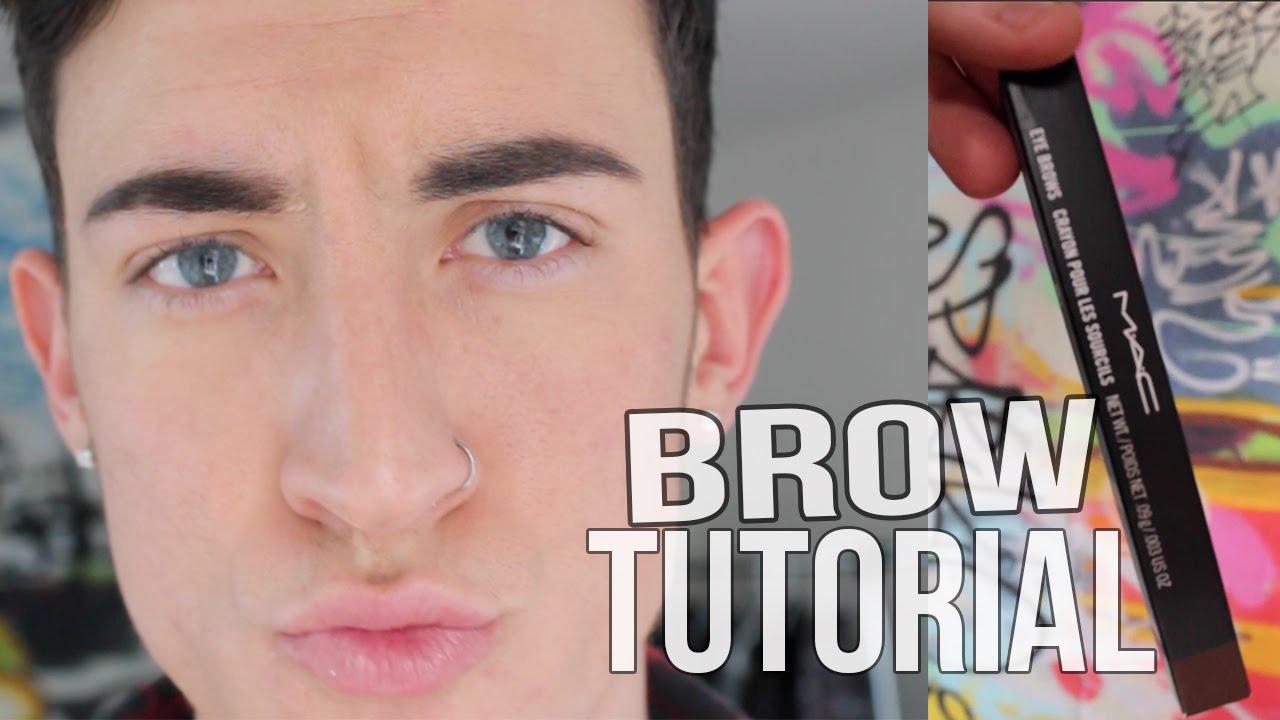 Eyebrow Fleek Tutorial Youtube