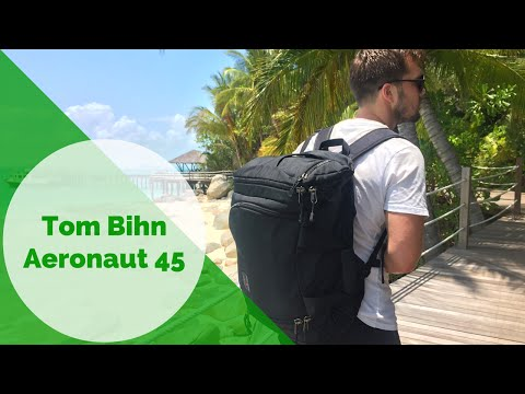 One Bag Travel - Tom Bihn Aeronaut 45 Review