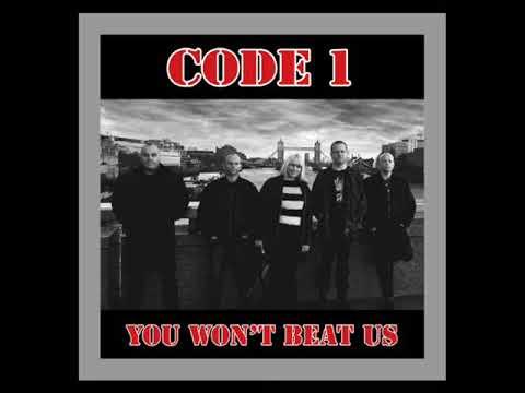 CODE 1 - YOU WON'T BEAT US / GZ-011 & GZ-012