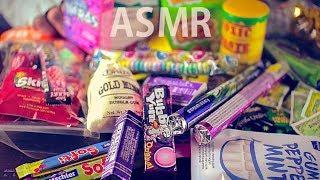 [ASMR] Massive Haul #7 : Candy & Sweets - ENGLISH Whispering