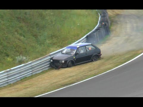 Crashes and Spins from Zandvoort Masters, Time Attack and Vrij Rijden