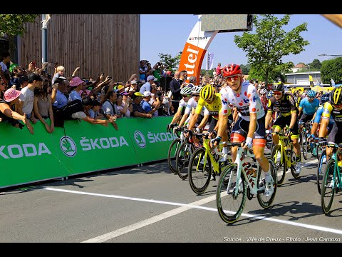Le Tour de France - Dreux 2018