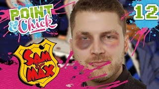 [12] Sam & Max: Hit The Road mit Hauke | Point and Dick | 08.10.2015