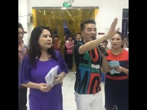 Mr Đàm Vĩnh Hưng chấm thi nấu ăn nhà máy Vua Biển