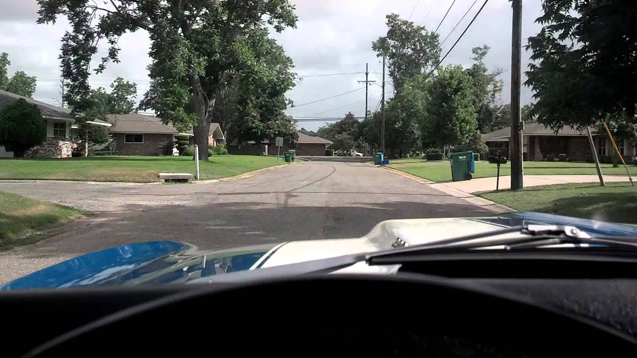 1968 Z28 DZ 302 Test Run  YouTube