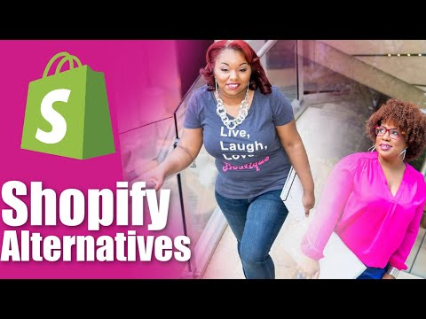 Sites Like Shopify - Shopify Alternatives and Competitors